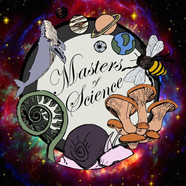 Masters of Science Podcast Artwork Image