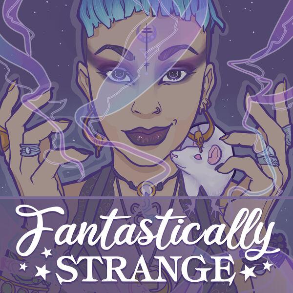 Rockette Fox Presents: Fantastically Strange Podcast Artwork Image
