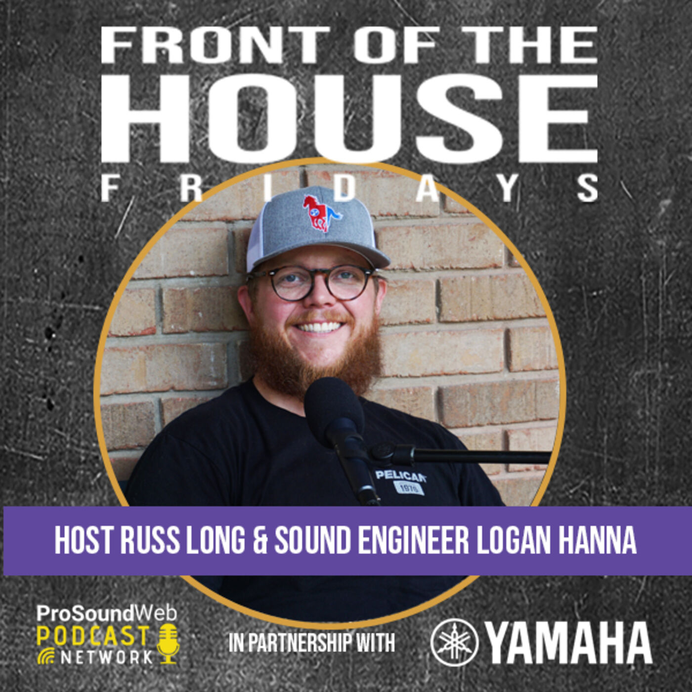 Episode 11: Live and Mix Engineer Logan Hanna