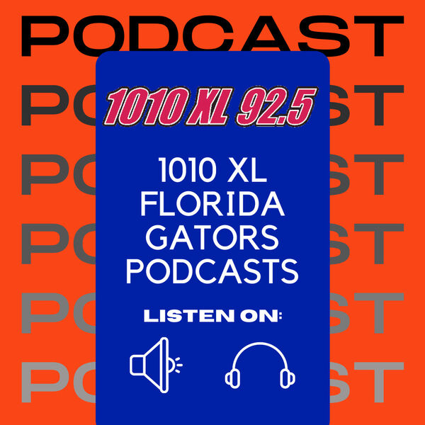 1010 XL Florida Gators Podcast Channel Podcast Artwork Image