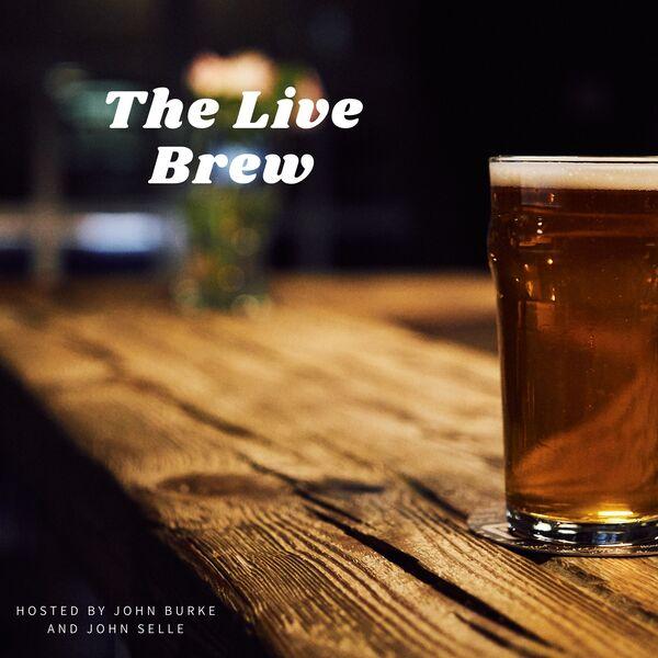 The Live Brew Podcast Artwork Image