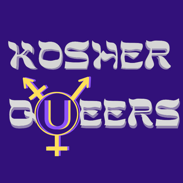 Kosher Queers Podcast Artwork Image