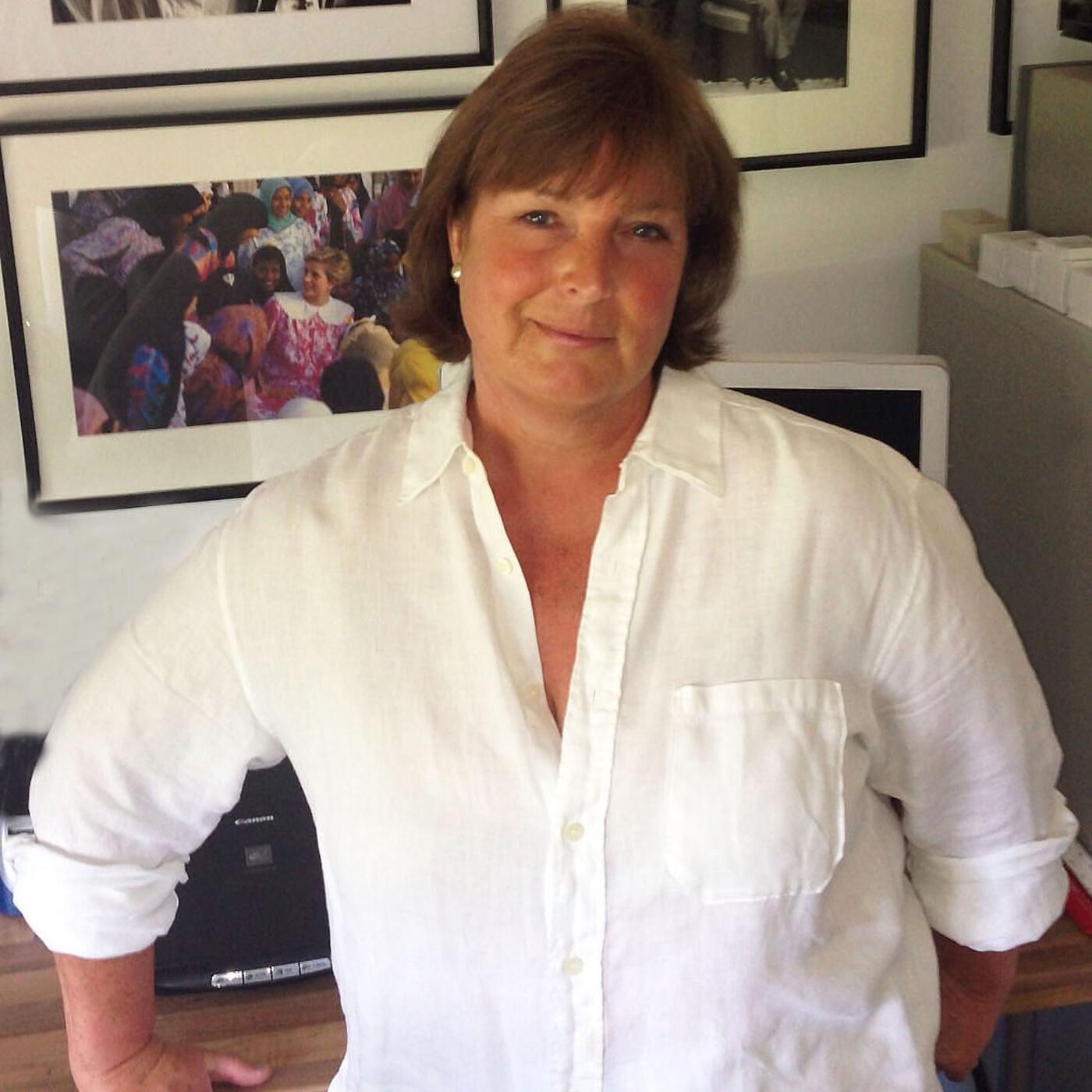 Princess Diana Museum - Jayne Fincher, Photojournalist