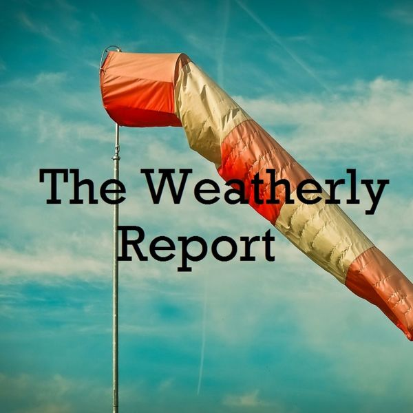 The Weatherly Report Podcast Artwork Image