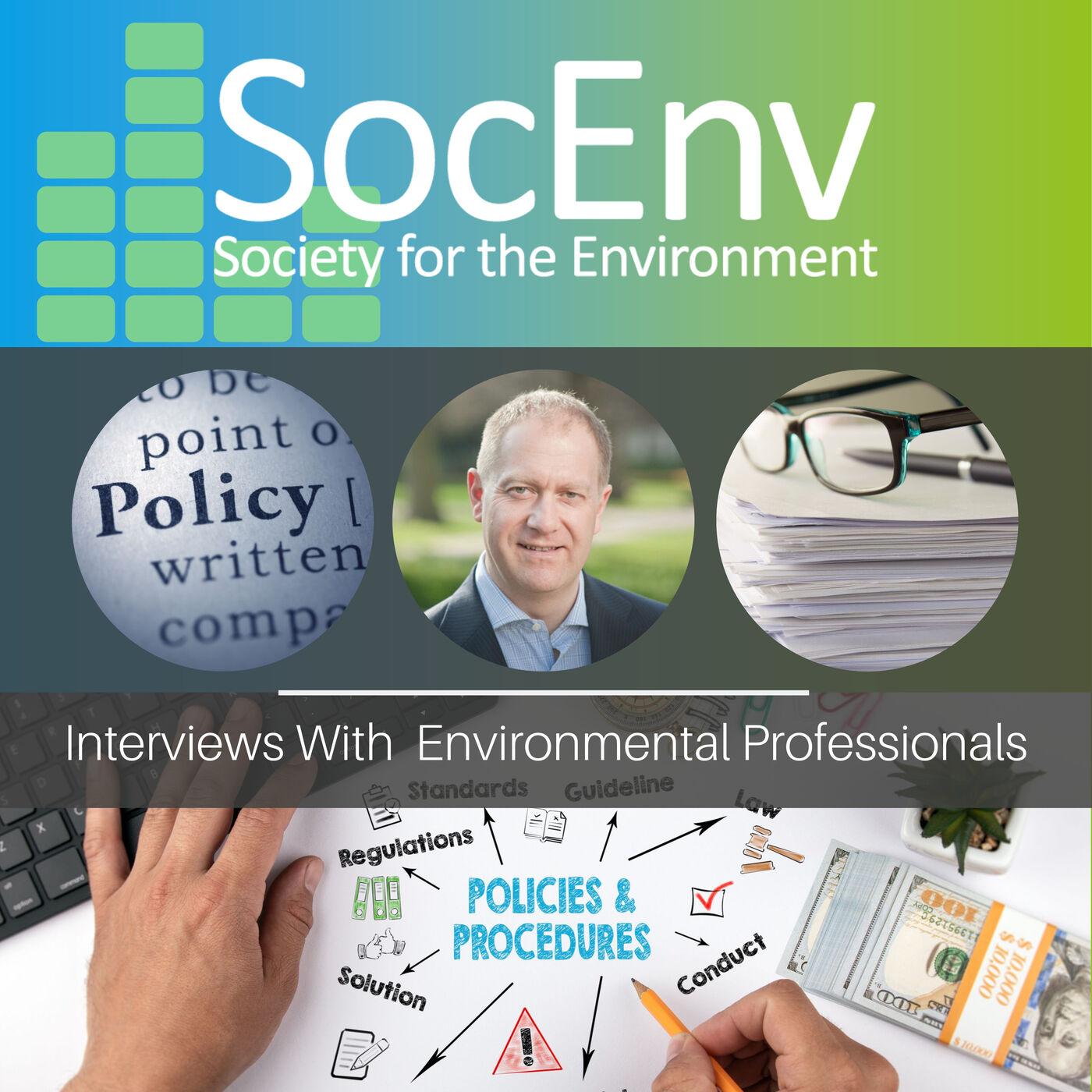 An Interview with Martin Baxter CEnv