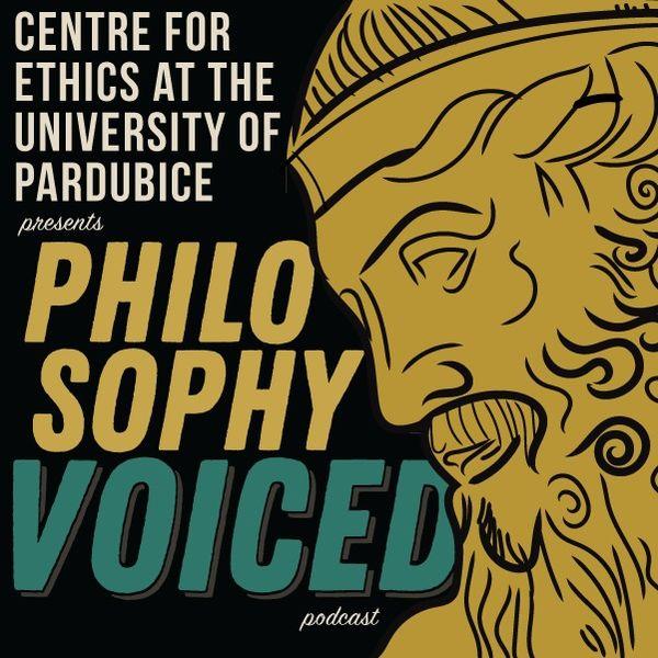 Philosophy Voiced Podcast Artwork Image