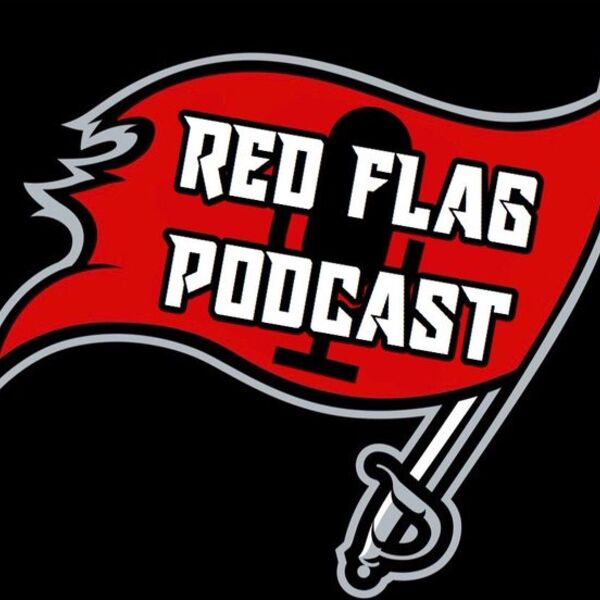 The Red Flag Podcast Podcast Artwork Image