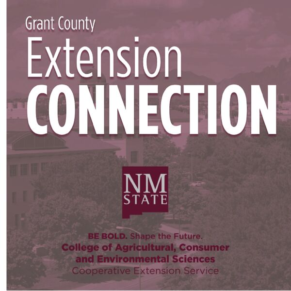 Grant County Extension Connection Podcast Artwork Image