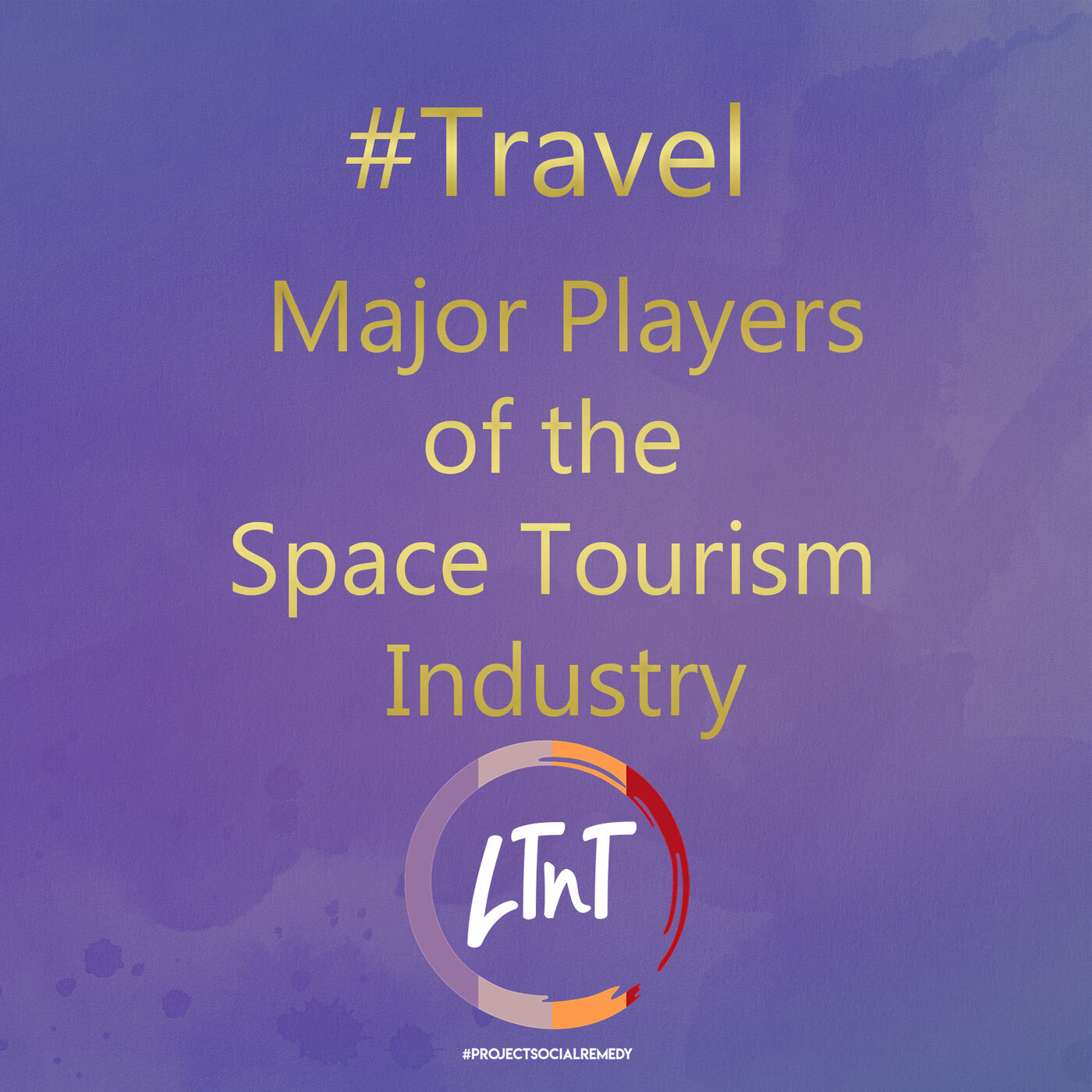 Major Players of the Space Tourism Industry