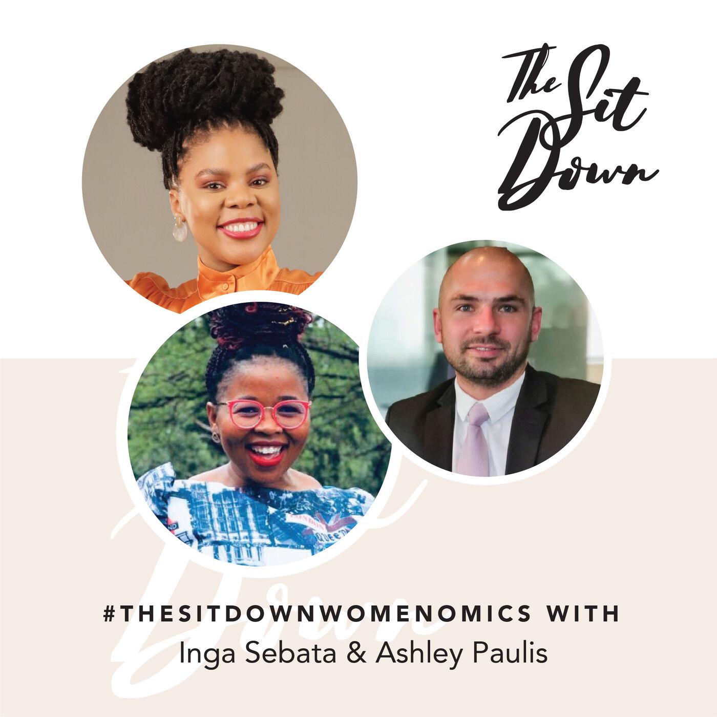 #TheSitDownWomenomics | The Art Of Side Hustling & Money Management Skills
