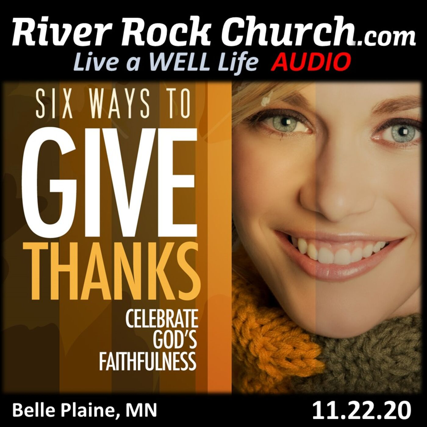 Six Ways to Give Thanks - Psalm 116