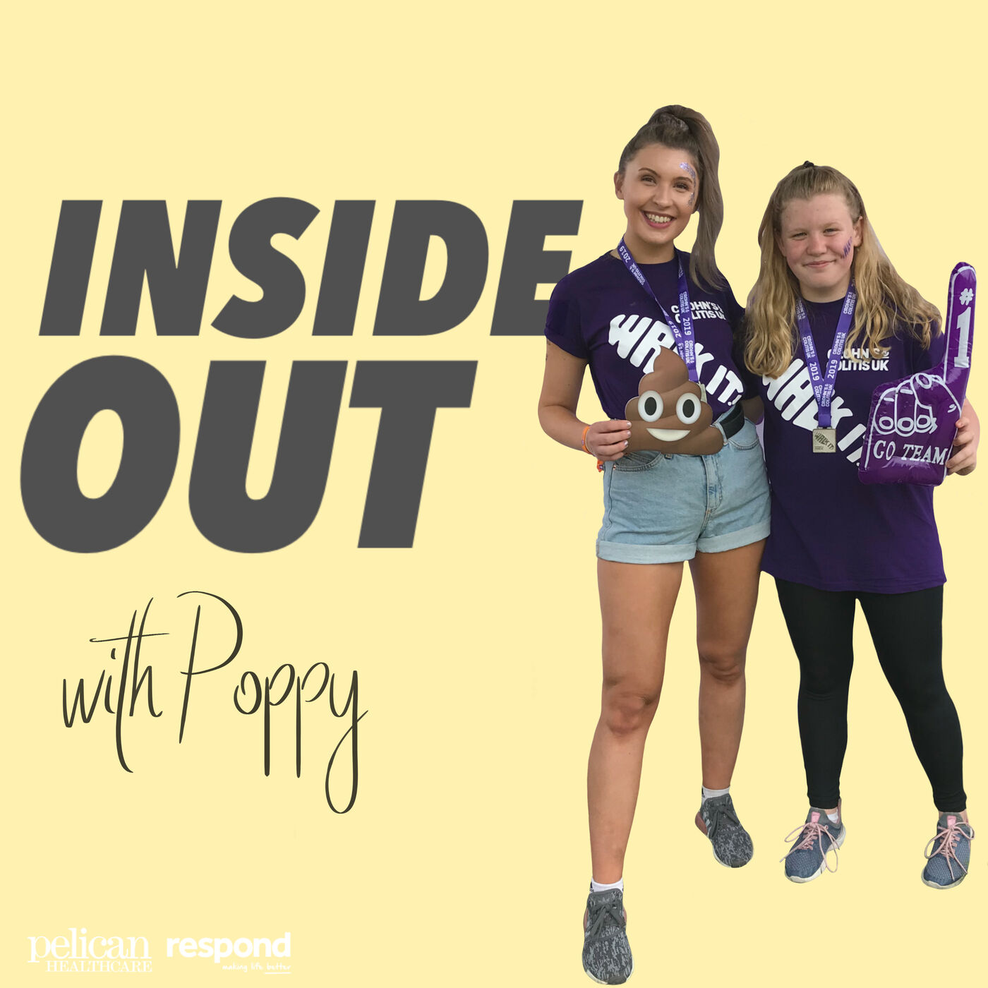 Inside Out with Poppy; Chronic Illness & Surgery - A Younger Sibling's Perspective