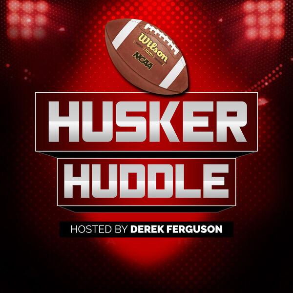 Husker Huddle Podcast Artwork Image