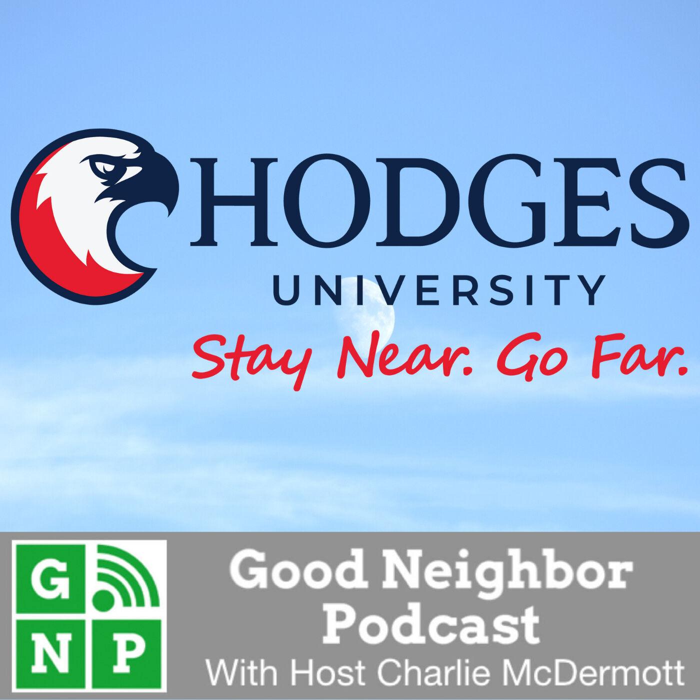 EP #486: Hodges University with Dr. John Meyer, President