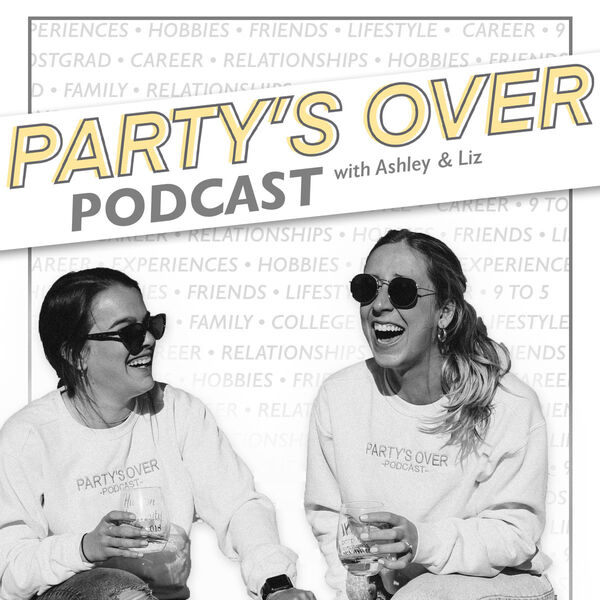 Party's Over: Post Grad Podcast  Podcast Artwork Image