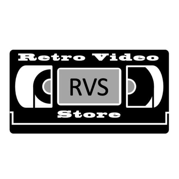 The Retro Video Store  Podcast Artwork Image