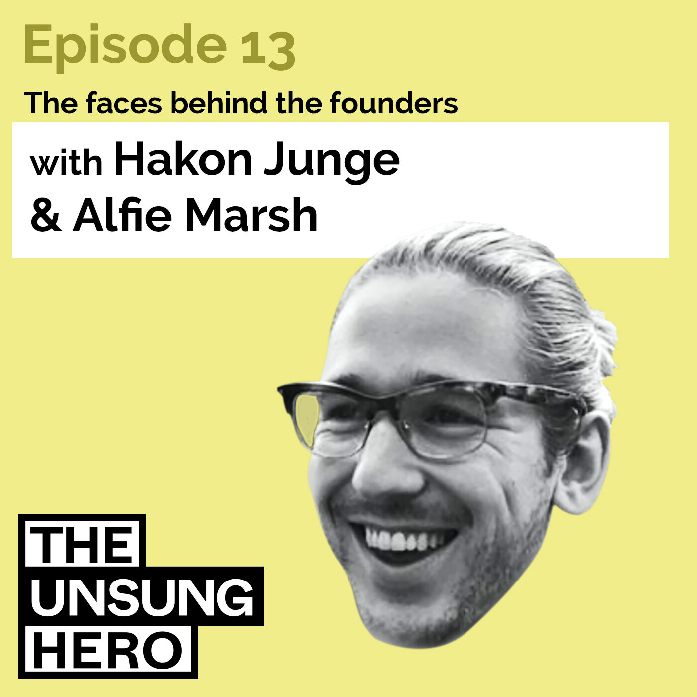 """Episode 13: """"The Fintech Growth Story Through Personal Branding"""" with Alfie Marsh from Spendesk"""
