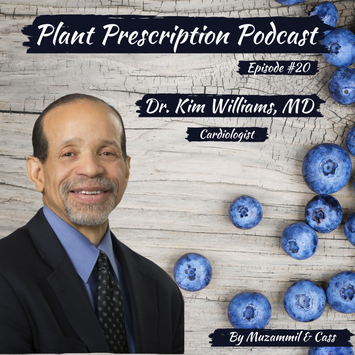 Nutrition and Heart Disease with a cardiologist and former president of American College of Cardiology, Dr. Kim Williams