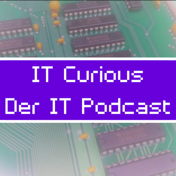 IT Curious Podcast Artwork Image