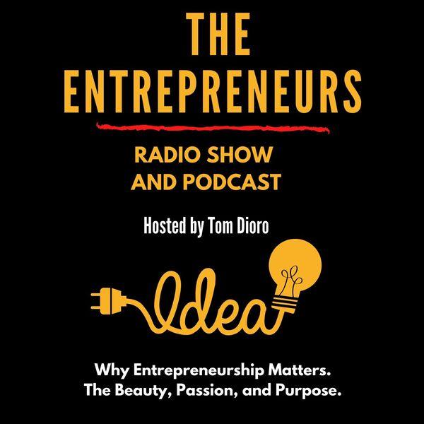 The Entrepreneurs Radio Show and Podcast Podcast Artwork Image