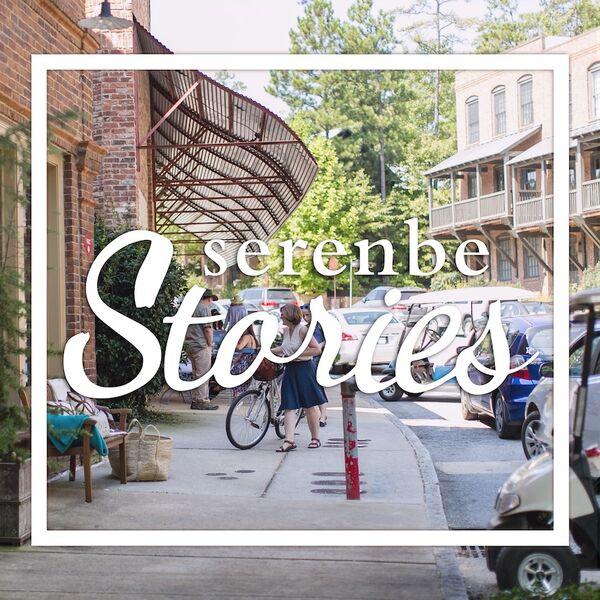 Serenbe Stories  Podcast Artwork Image