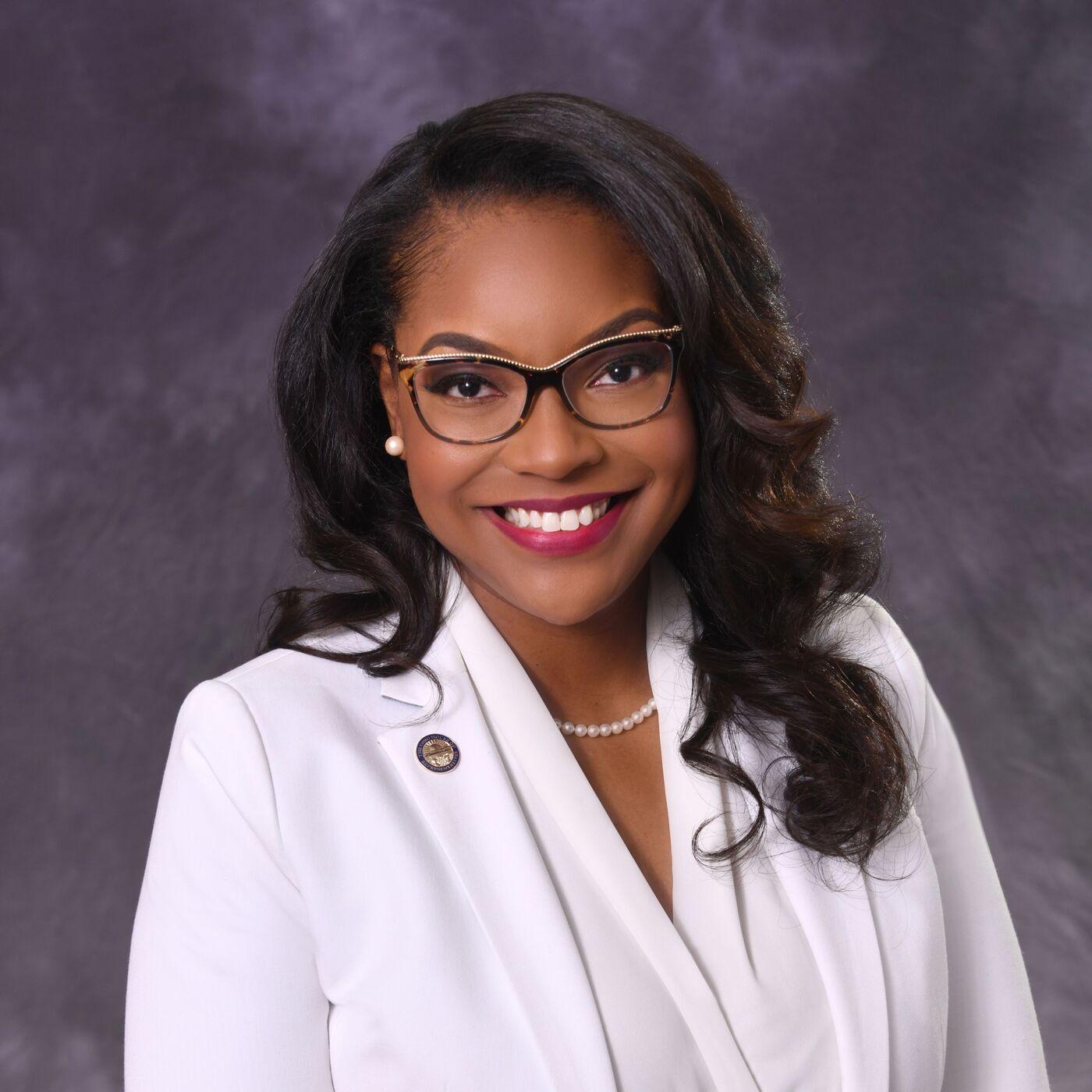 Ep. 34 - Ohio Representative, Emilia Strong Sykes (D - District 34)