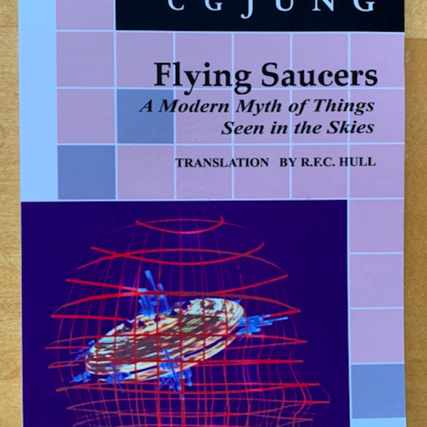 """5. """"Dr. Carl Jung and the Flying Saucers"""" 