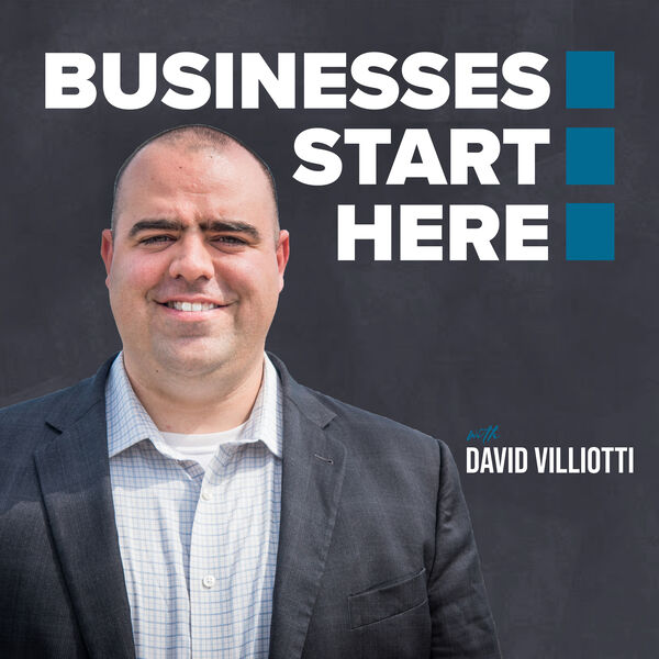Businesses Start Here Podcast Artwork Image