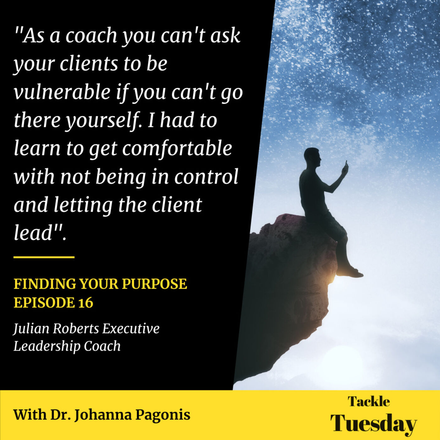Ep. 16 Finding Your Purpose