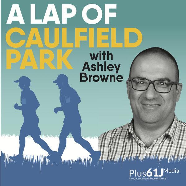 A Lap of Caulfield Park Podcast Artwork Image