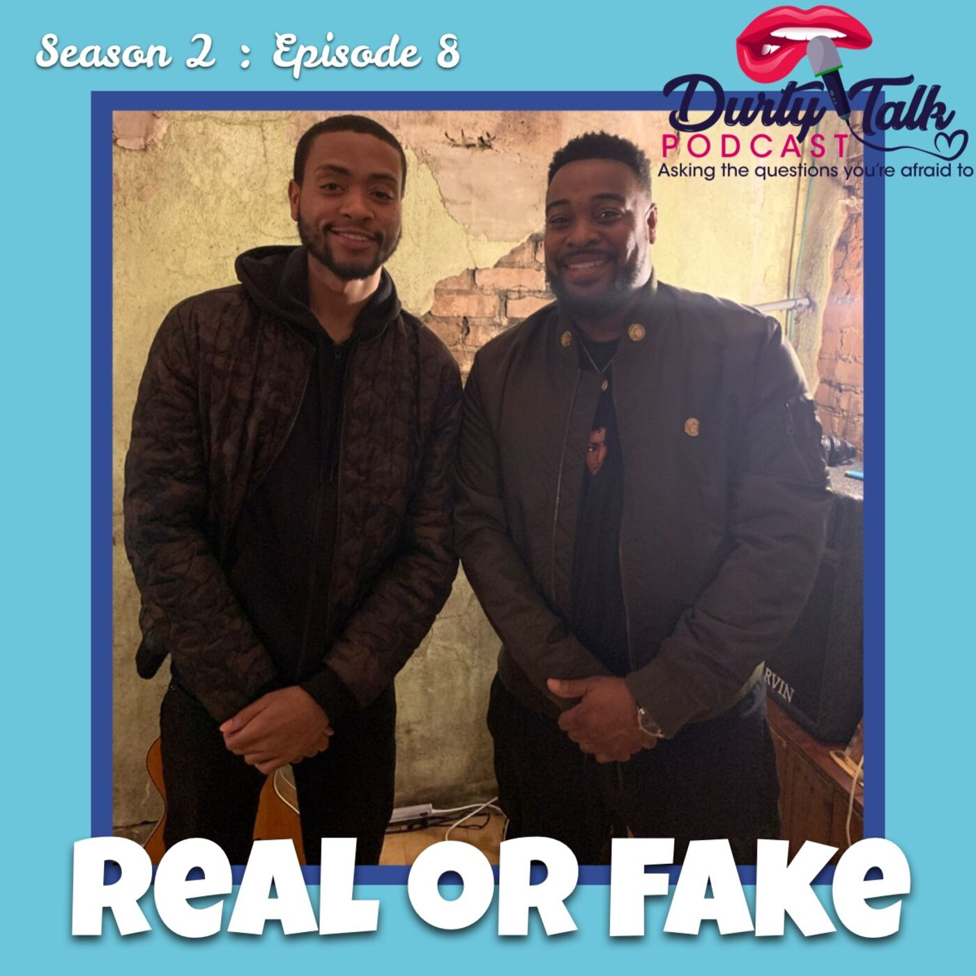 Real or Fake- S2:E8
