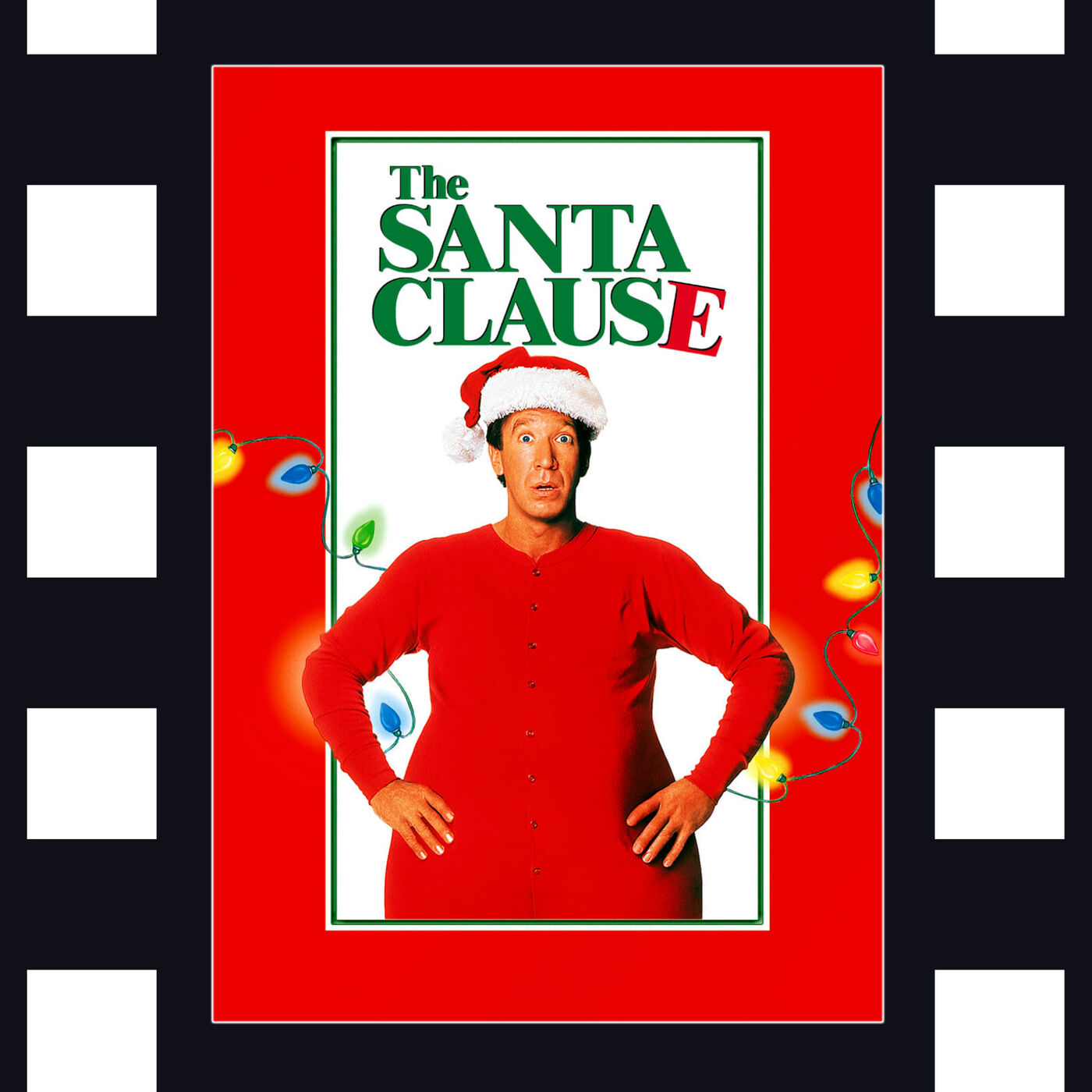 The Santa Clause - My Wife Cheers when Tim Allen Kills Santa