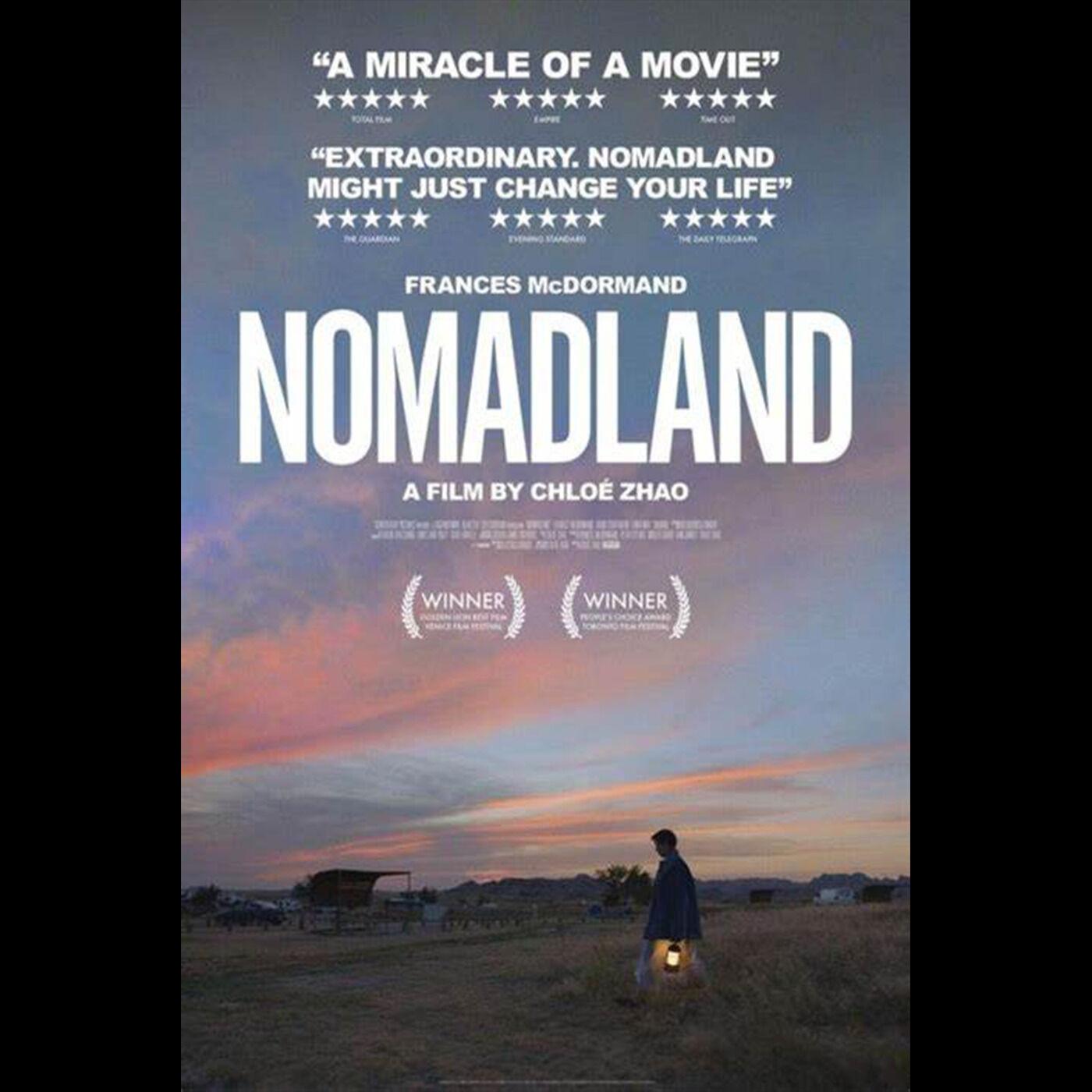 Episode 31:  Nomadland