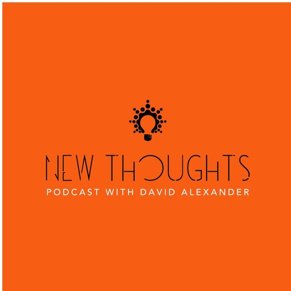New Thoughts Podcast Artwork Image