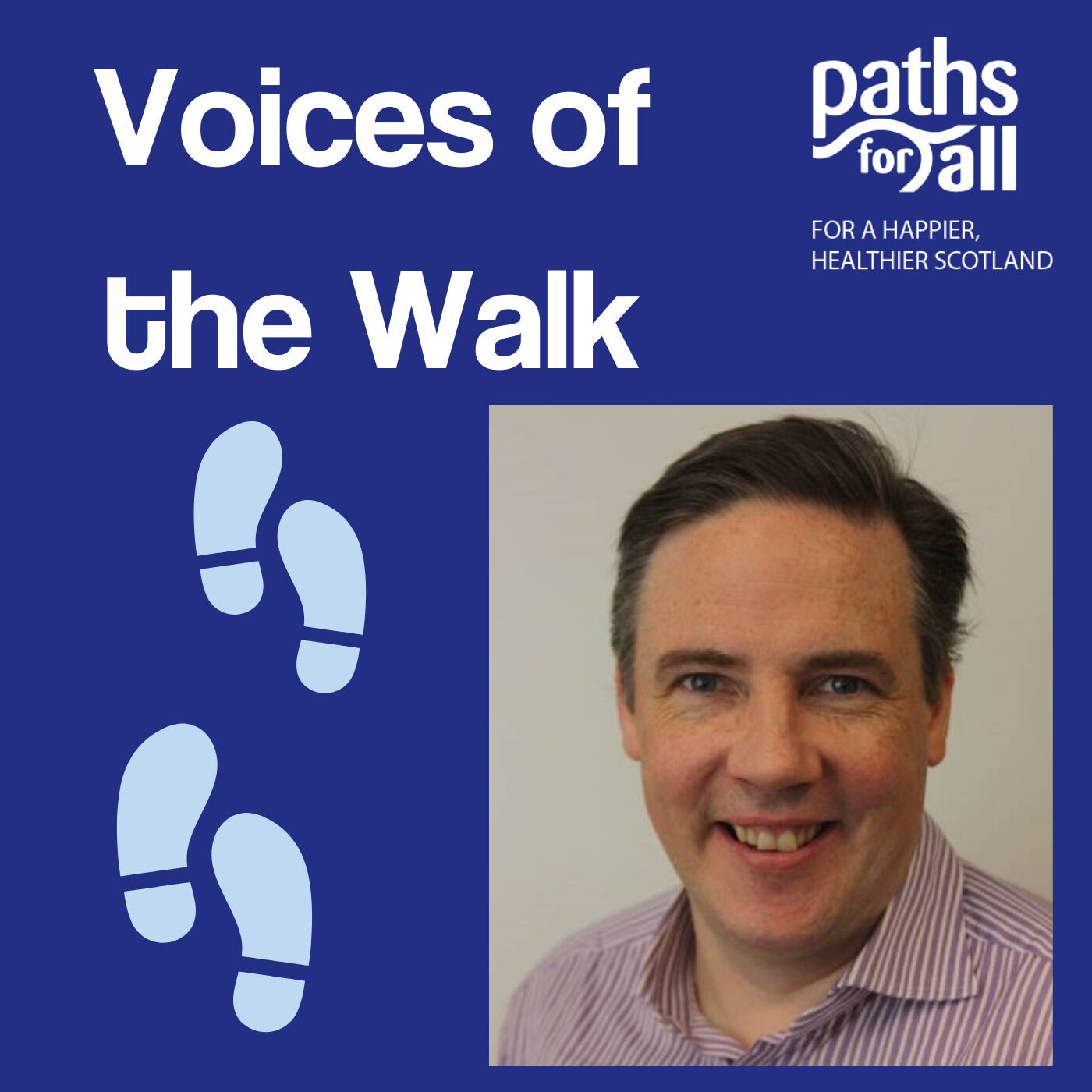 Shane O'Mara: The new science behind walking and why it's good for us