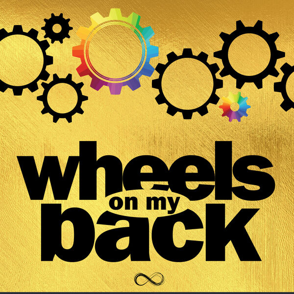 Wheels On My Back with Jess Edelstein Podcast Artwork Image