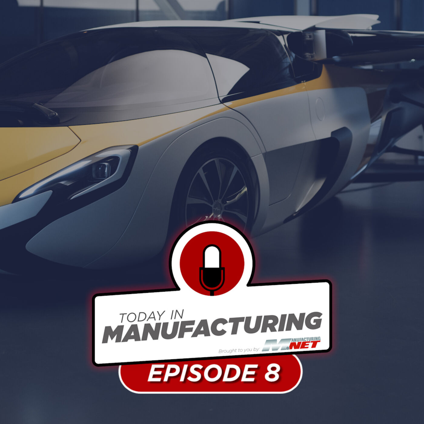 Worker Paid in Pennies, Flying Car Prototype Tested & Skyscraper-Sized Cargo Ship Blocks Canal | Today in Manufacturing Ep. 8