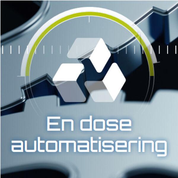 En dose automatisering – en podcast fra Integra Podcast Artwork Image