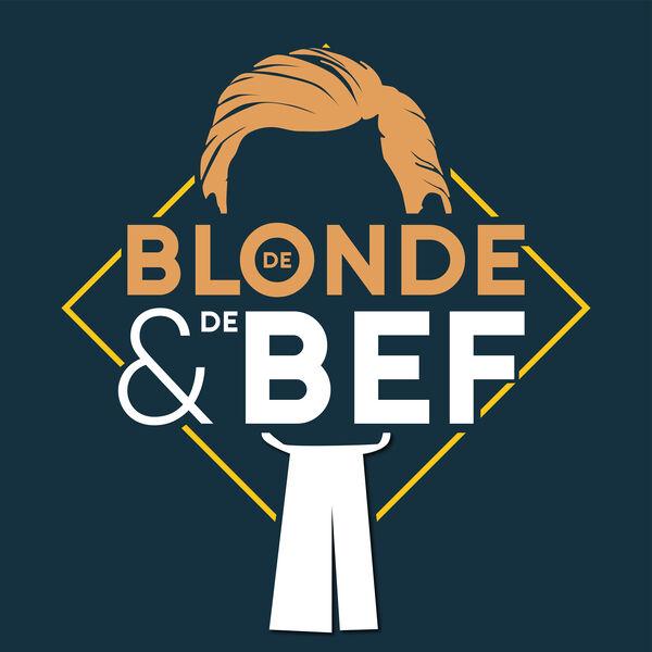 De Blonde & De Bef Podcast Artwork Image