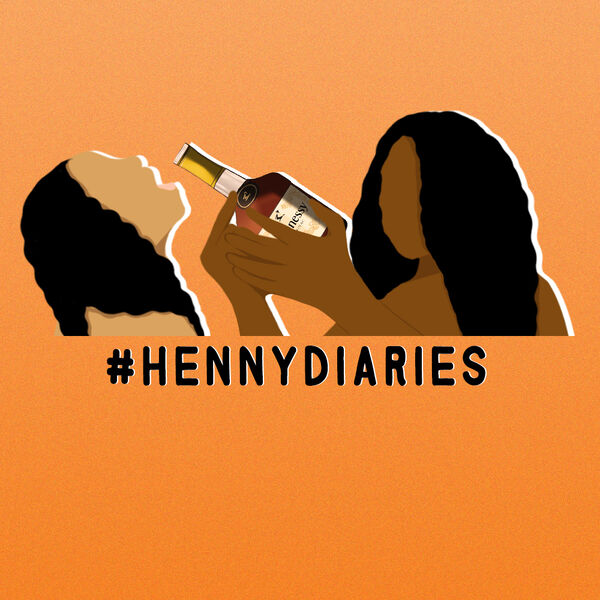 The Henny Diaries Podcast Podcast Artwork Image