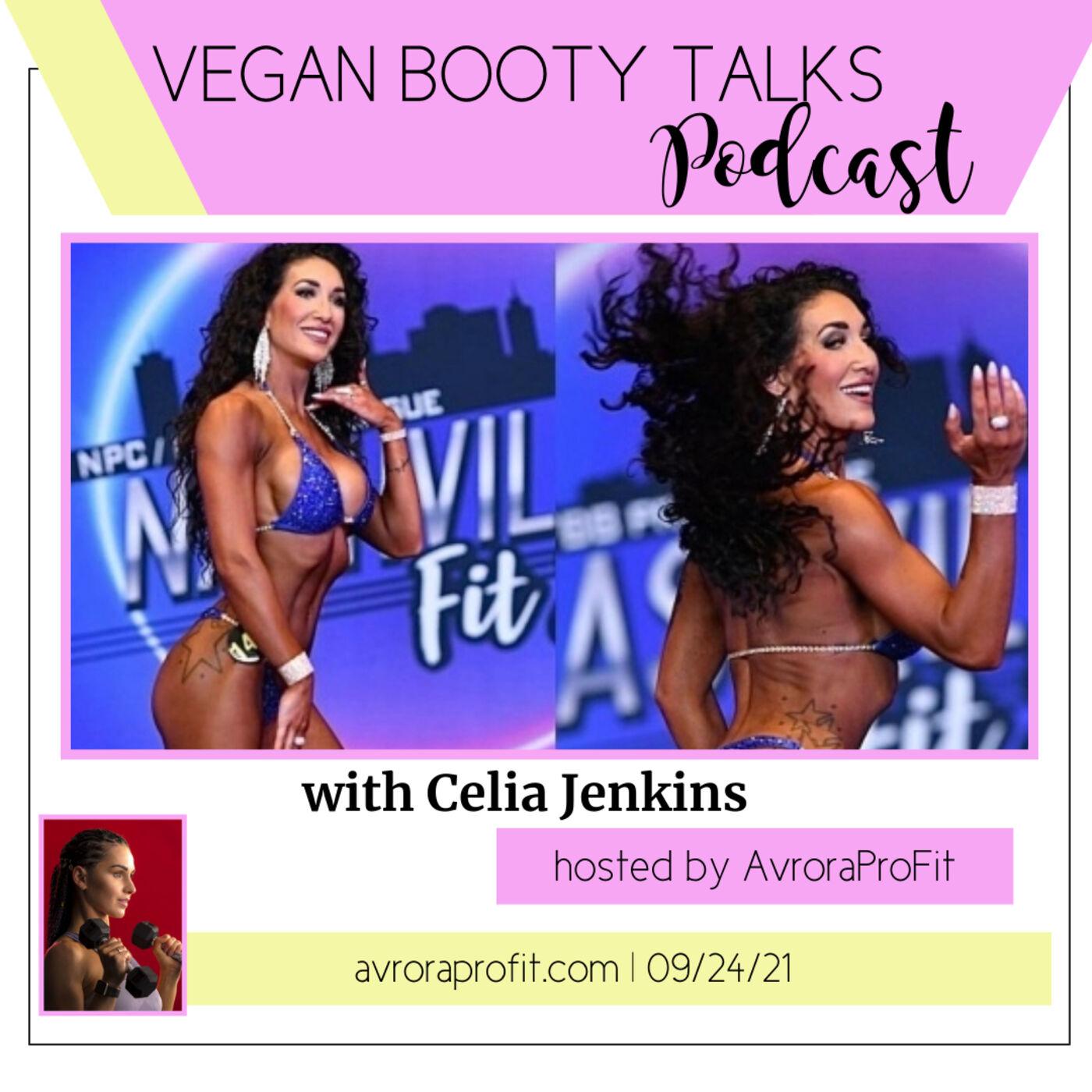 V.B.TALKS with VEGAN Hair Stylist: Celia Jenkins