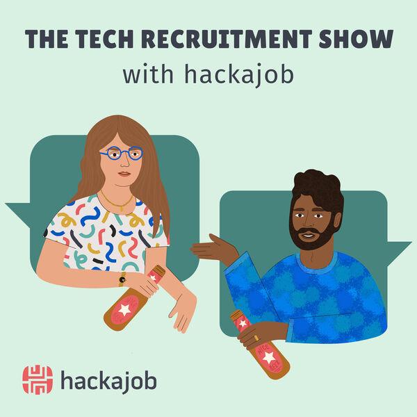 The Tech Recruitment Show Podcast Artwork Image