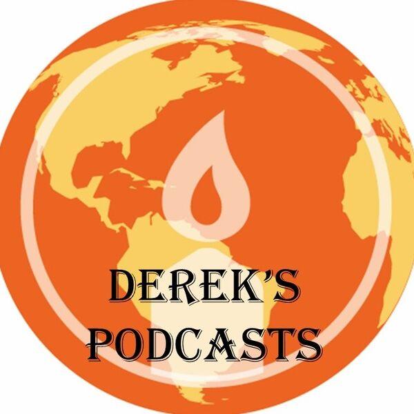 Derek's Podcasts Podcast Artwork Image