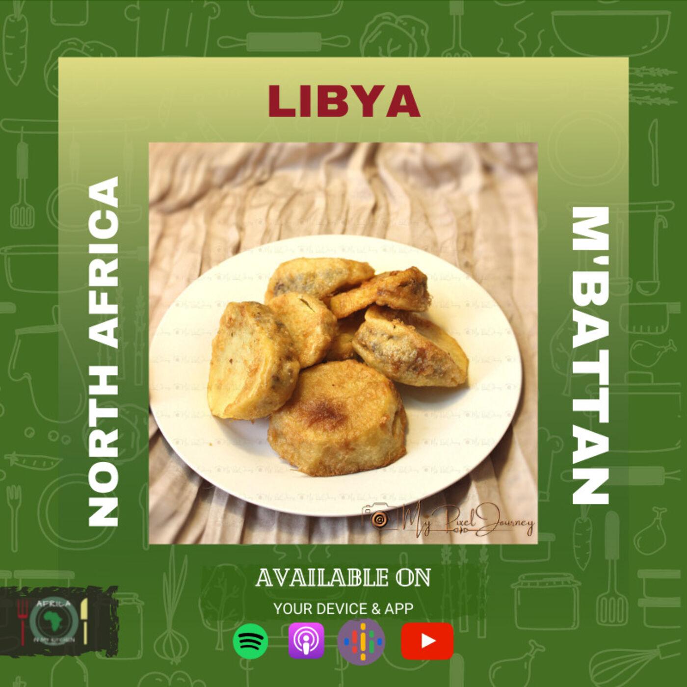 Libya - M'battan