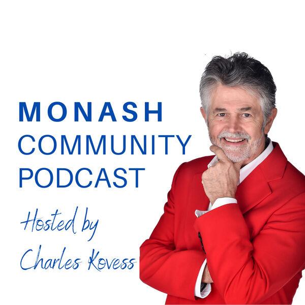 Monash Community Podcast Podcast Artwork Image