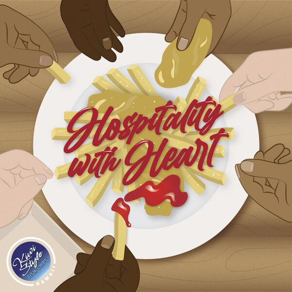 Hospitality With Heart Podcast Artwork Image