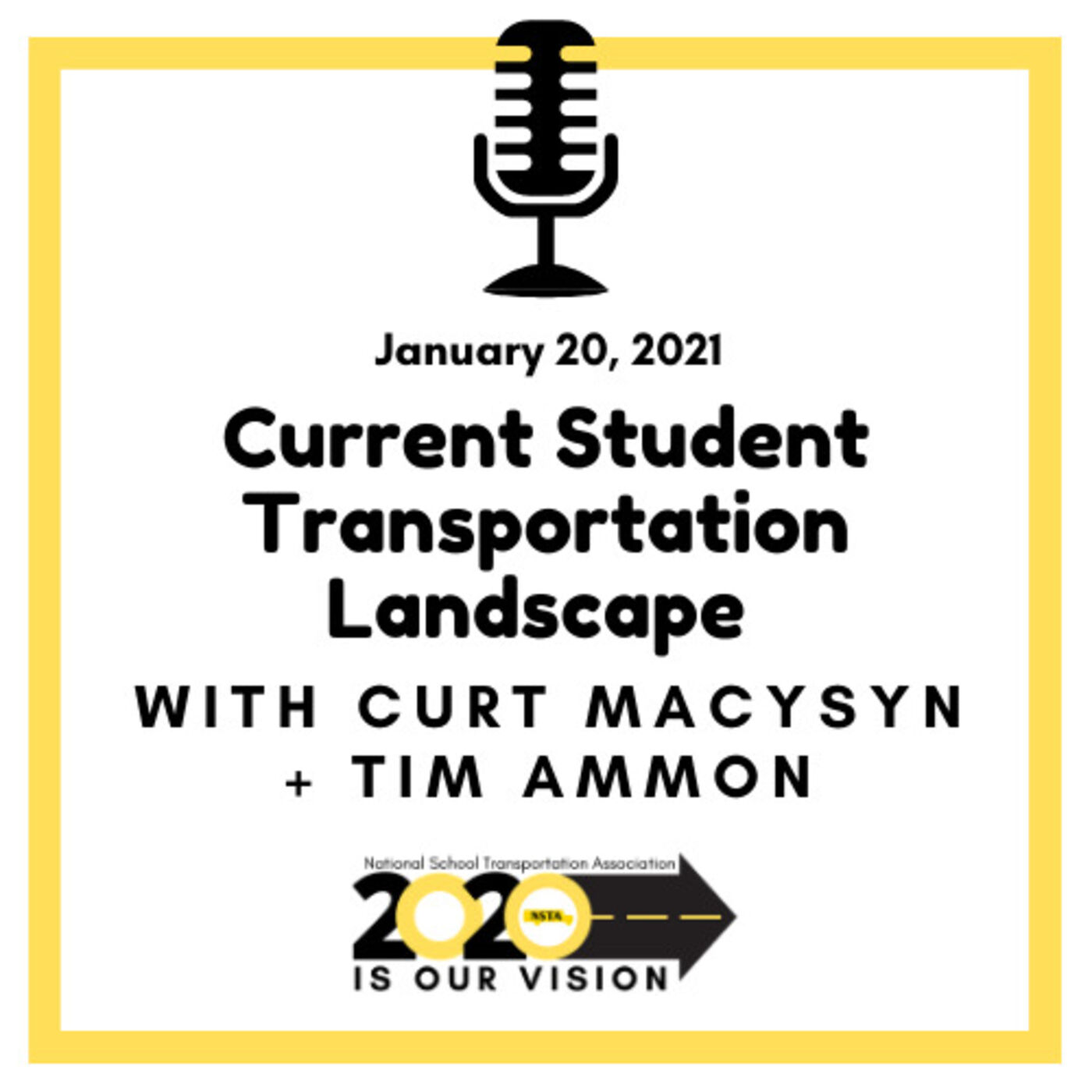Current Student Transportation Landscape | Tim Ammon Co-Owner, Decisions Support Group