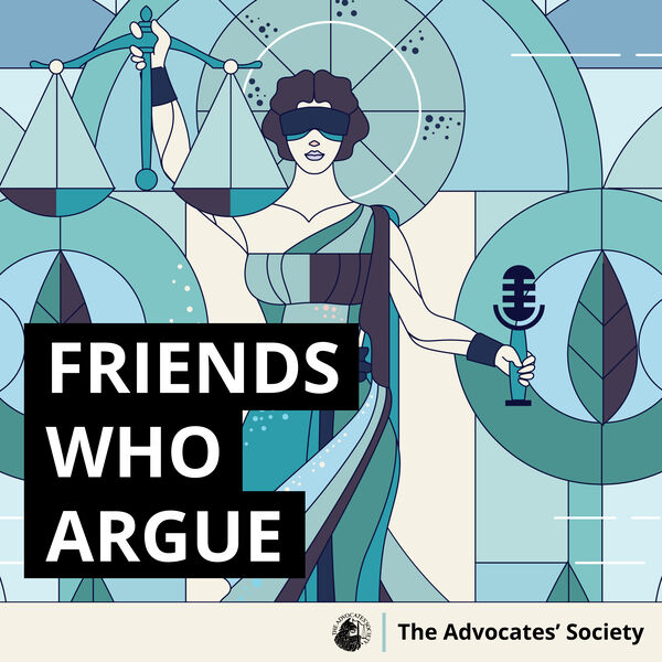 Friends Who Argue Podcast Artwork Image