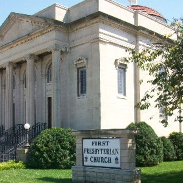 First Presbyterian Church Sermons Podcast Artwork Image