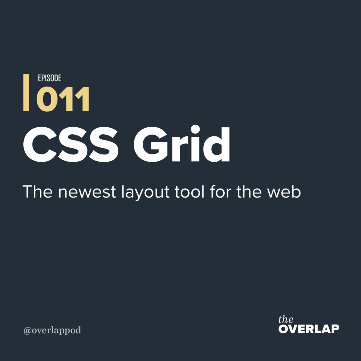 CSS Grid Podcast